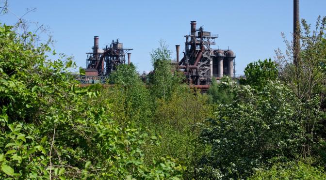 Route der Industriekultur: Landschaftspark Duisburg-Nord