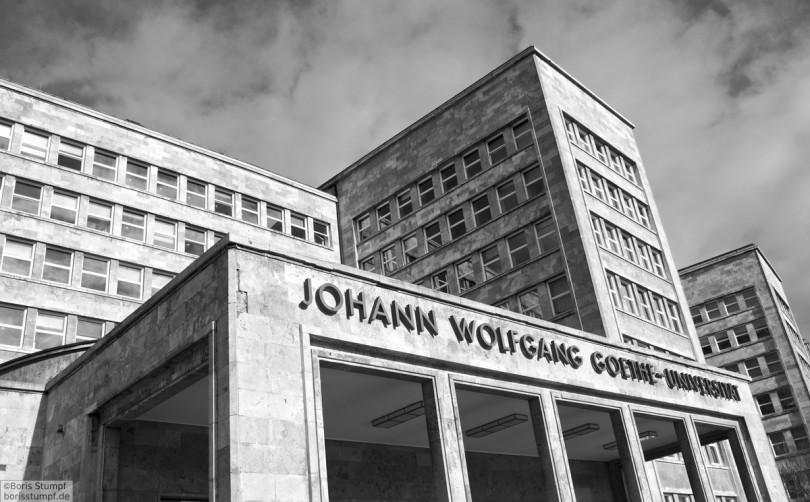 Campus Westend - IG-Farbenhaus