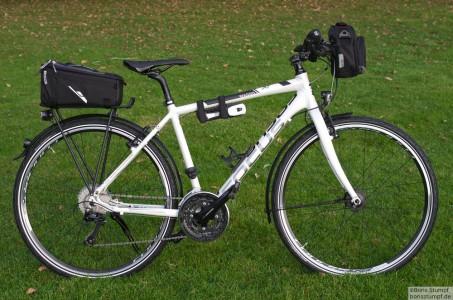 Mein neues Trekkingrad