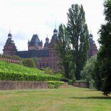 Aschaffenburg, Schloss