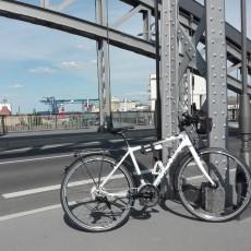 Mit dem Rad im Osthafengebiet 2