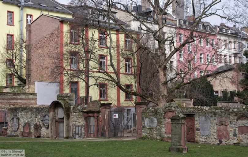 Frankfurt, am Peterskirchhof