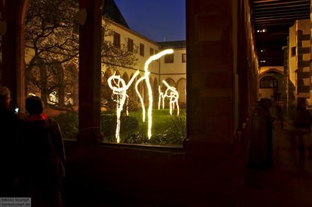 Institut für Stadtgeschichte - Luminale 2016