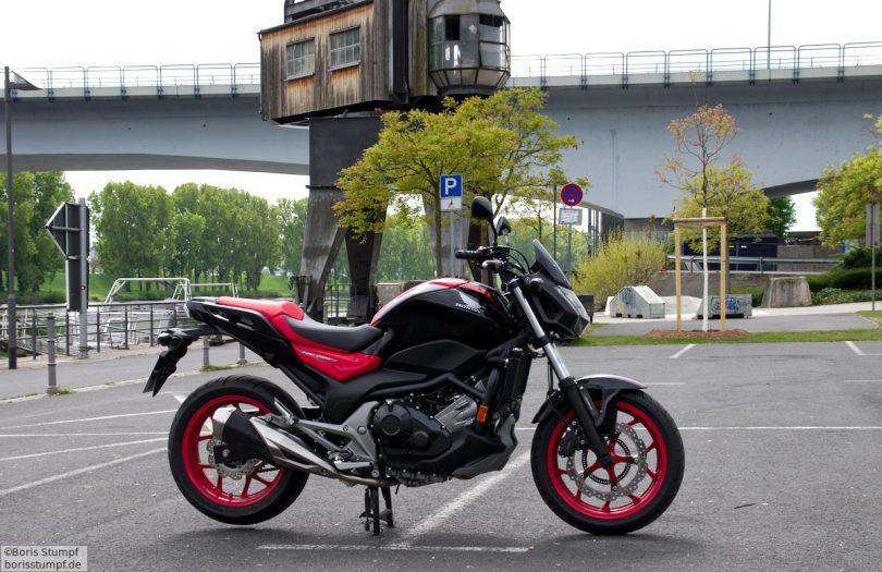 Honda NC750S - 2