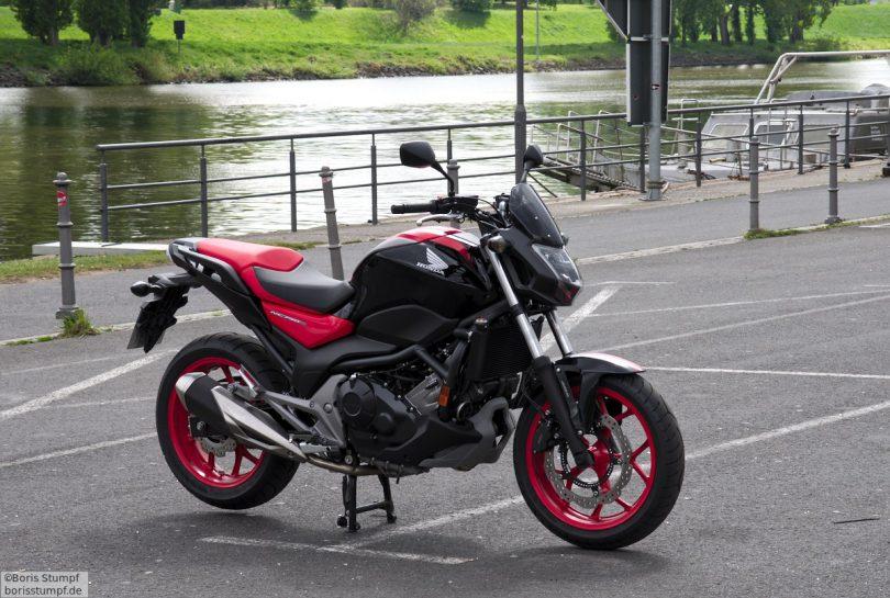 Honda NC750S - 1