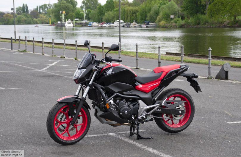 Honda NC750S - 3