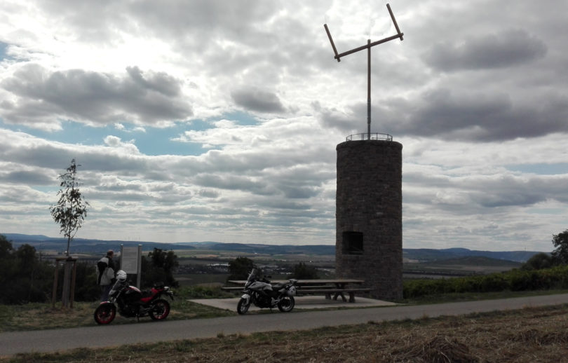Naploleonsturm bei Sprendlingen (Pfalz)