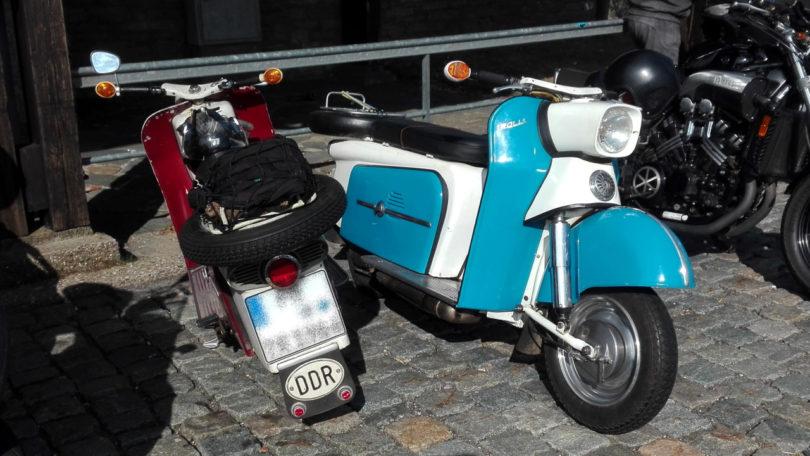 DDR-Motorroller