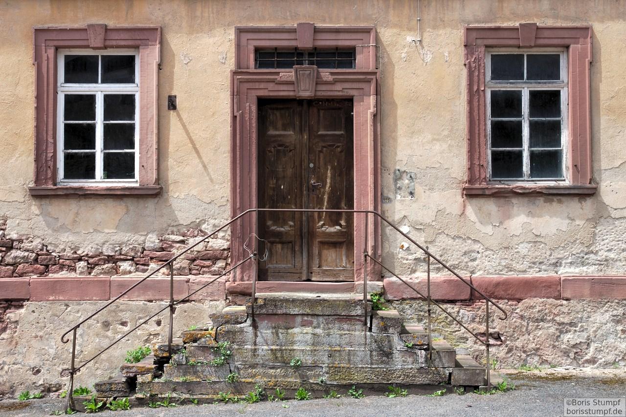 Altes Haus im Tauberland