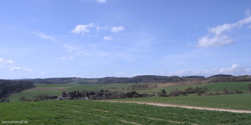 Nördlicher Odenwald östlich von Brensbach 1